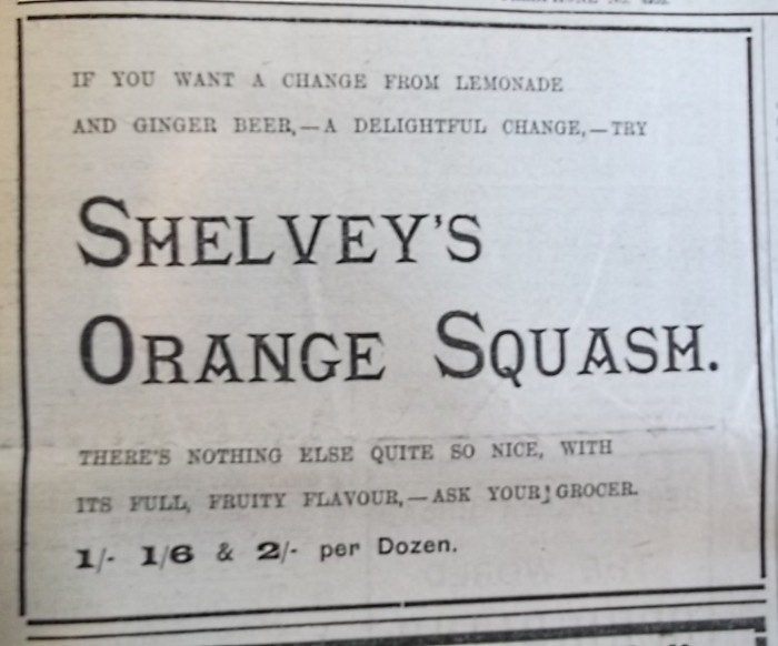 Brighton Herald Newspaper Advert - Dated 14-09-1912